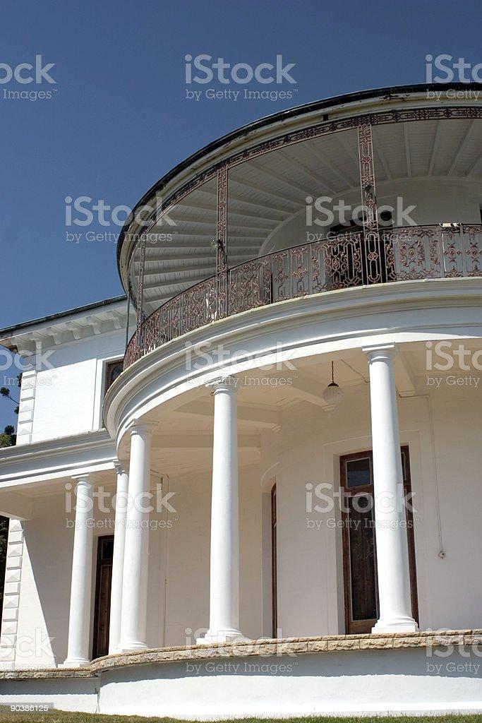 Entrance royalty-free stock photo