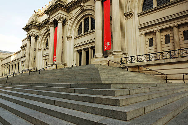 Entrance to the Met – Foto