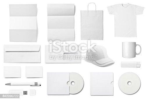 istock envelope book card leaflet template business 842090722