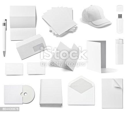 istock envelope book card leaflet template business 854405878