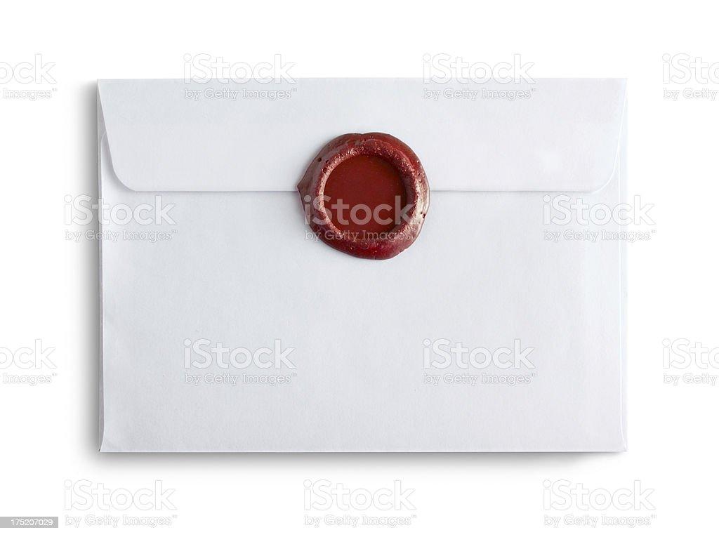 Envelope stok fotoğrafı