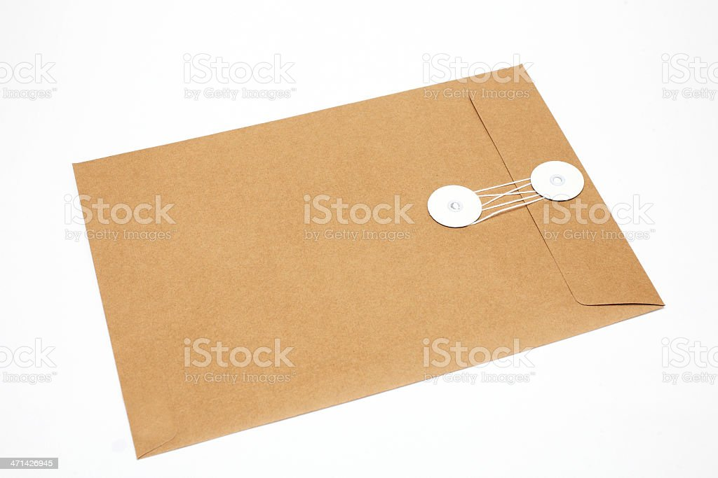 Envelope royalty-free stock photo