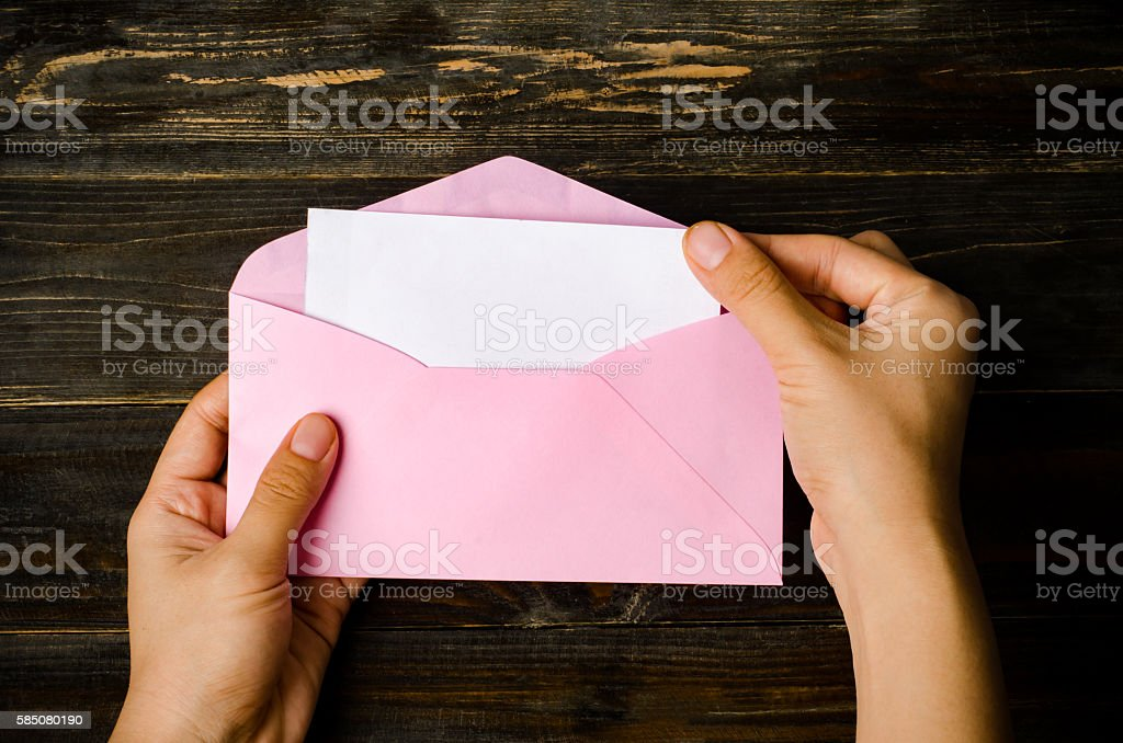 Briefumschlag  – Foto