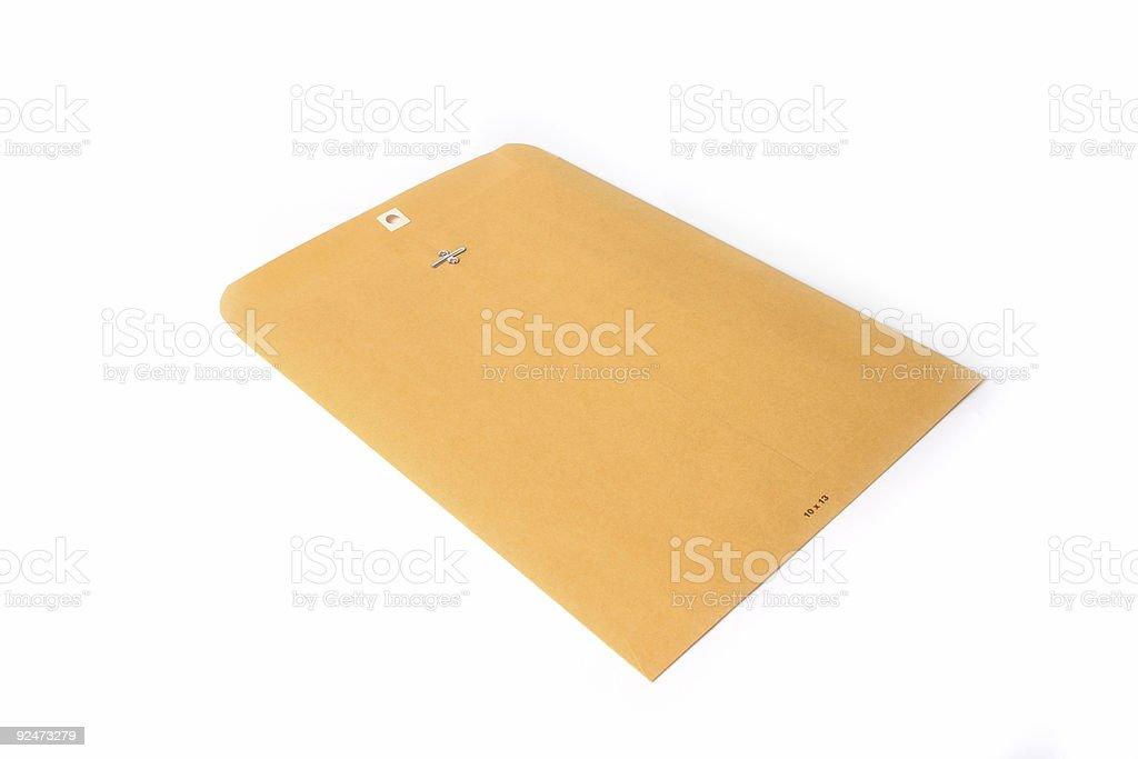 Briefumschlag Lizenzfreies stock-foto