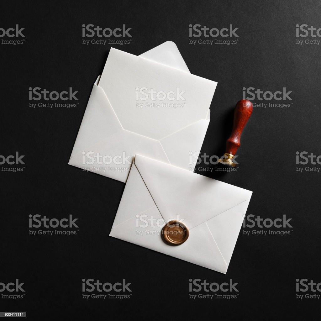 Zarf, pul, kartpostal stok fotoğrafı