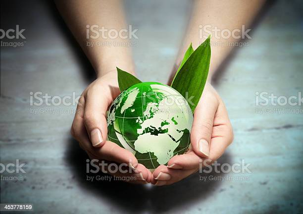 Environment Conservation Concept Europe Stock Photo - Download Image Now