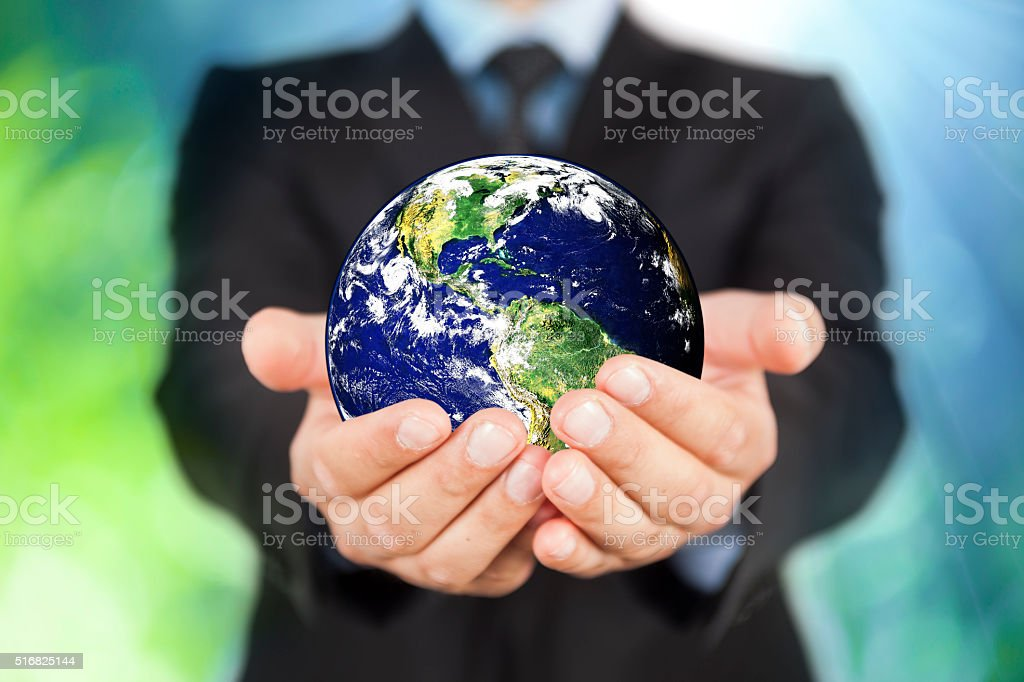 Environment Protection stock photo