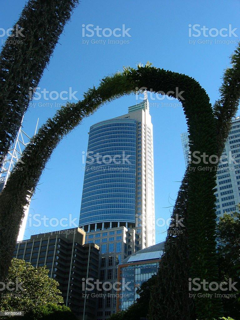 Environmental Building royalty-free stock photo
