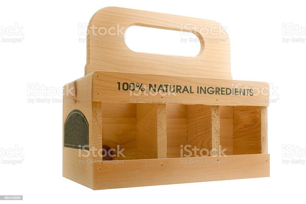 Environmental packaging royalty-free stock photo