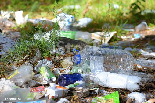 environmental pollution by garbage