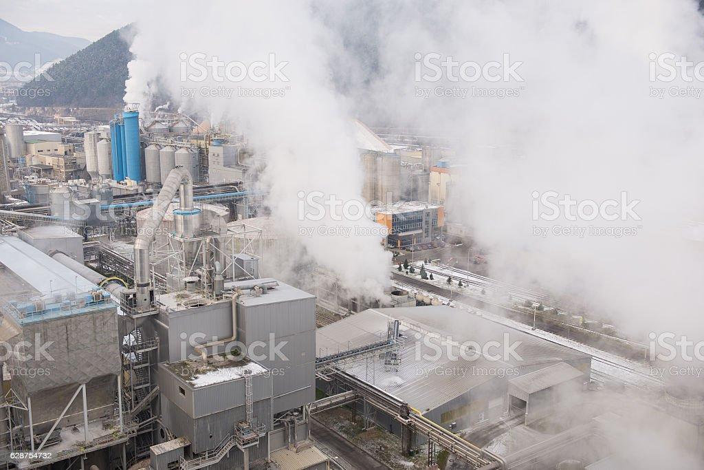 La Pollution de l'environnement - Photo