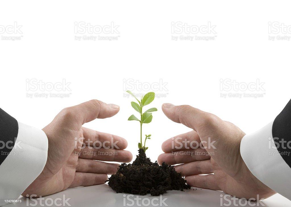 Environmental Protection royalty-free stock photo