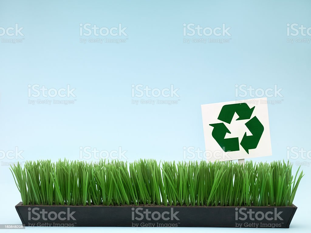 Environmental protection royalty-free stock photo