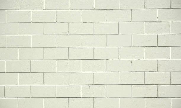 ökologisch forschungsmaterial degradiert leere zement block wand. - betonblock wände stock-fotos und bilder