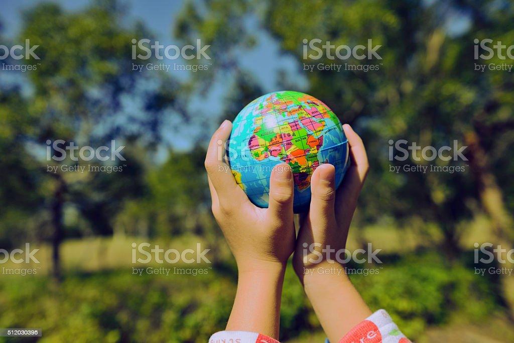 environmentally responsible development stock photo