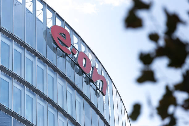 e.on headquarter in essen germany – Foto