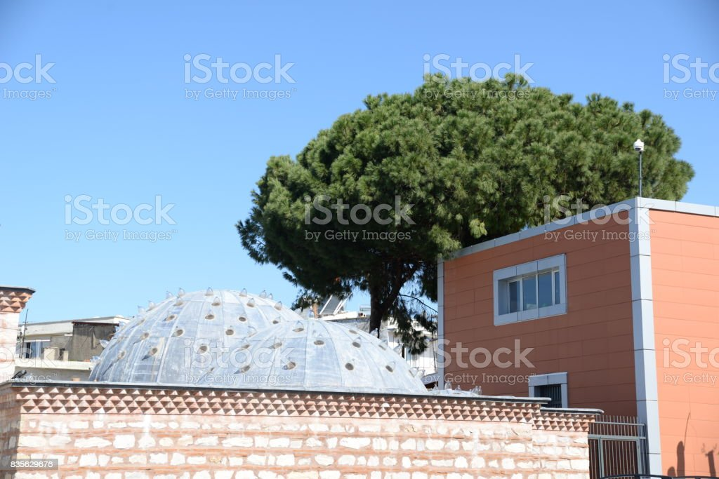 Ephesos museum at Selcuk, Turkey stock photo