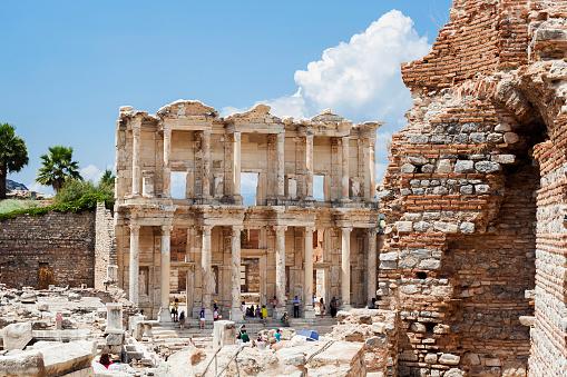 Ephesus ancient city.