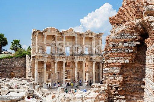Ephesus ancient city. Turkey- Izmir.