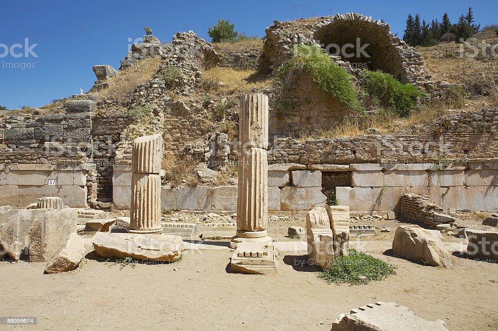Efez zbiór zdjęć royalty-free