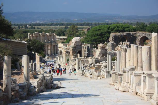 Ephesus Türkei – Foto
