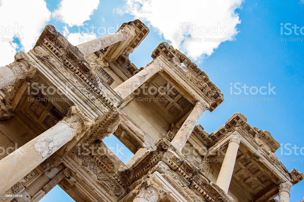 Ephesus Turkey stock photo