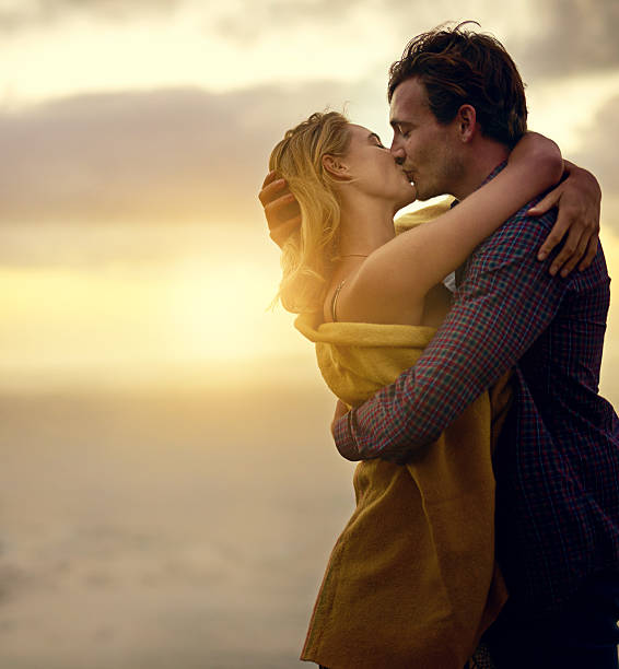 epic romance - boyfriend stock photos and pictures