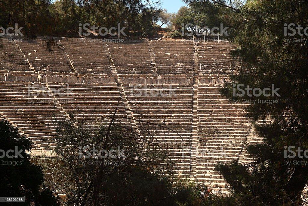 epidaurus stock photo