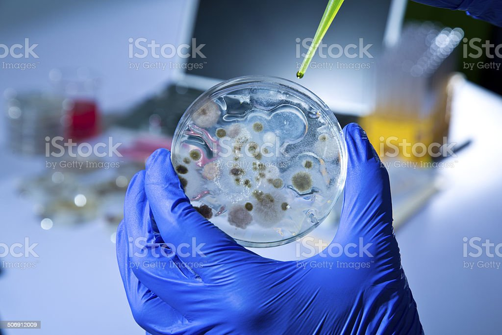 Epidemic stock photo