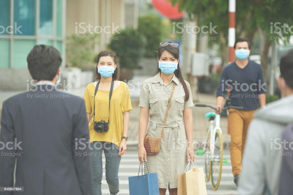 Epidemia - foto stock