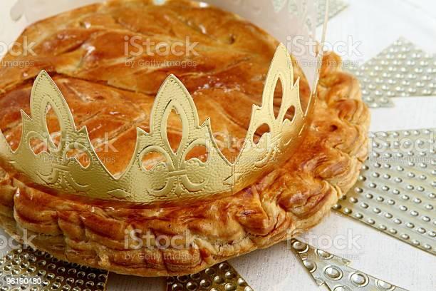 Bolo De Dia De Reis - Fotografias de stock e mais imagens de Bolo - Sobremesa