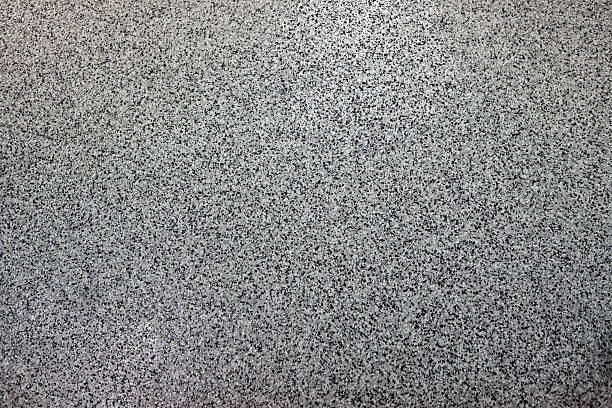 Epoxy Garage Flooring Stock Photo