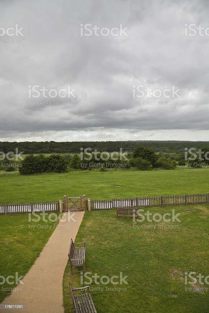 Epping Forest, England stock photo