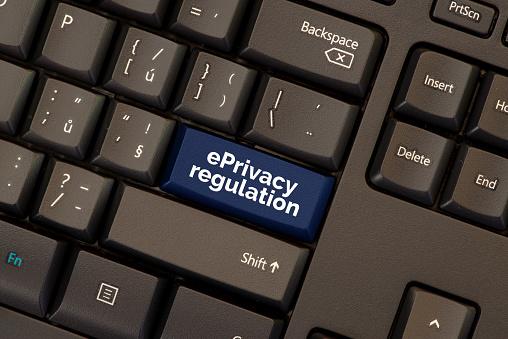키보드 버튼 Eprivacy 규정 VoIP에 대한 스톡 사진 및 기타 이미지