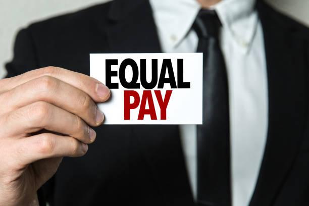 Lohngleichheit – Foto