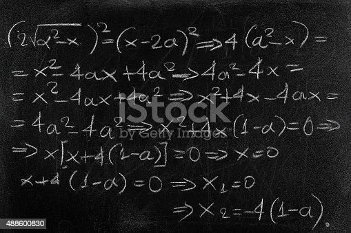 istock equation 488600830