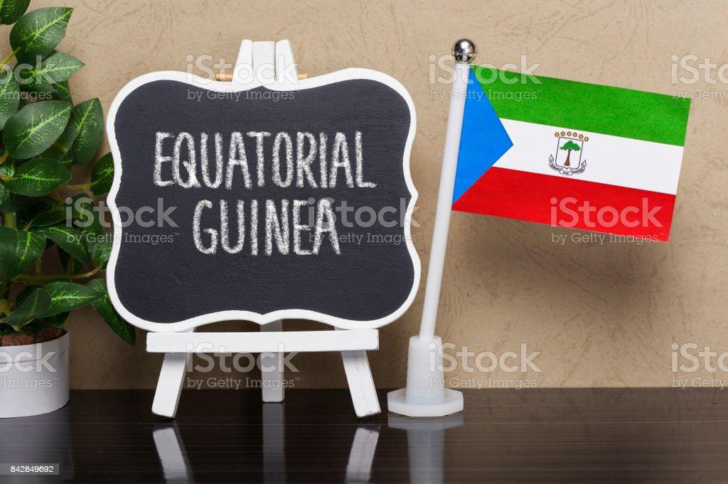 Equatorial Guinea stock photo