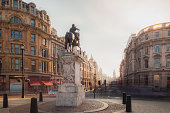 istock Equestrian Statue of Charles I 1293888425