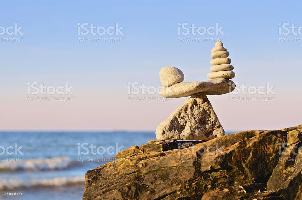 Equilibration – Foto