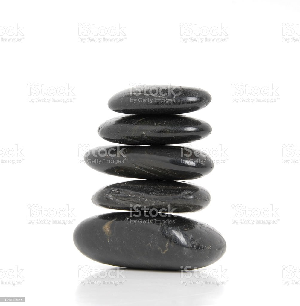 equilibrium royalty-free stock photo