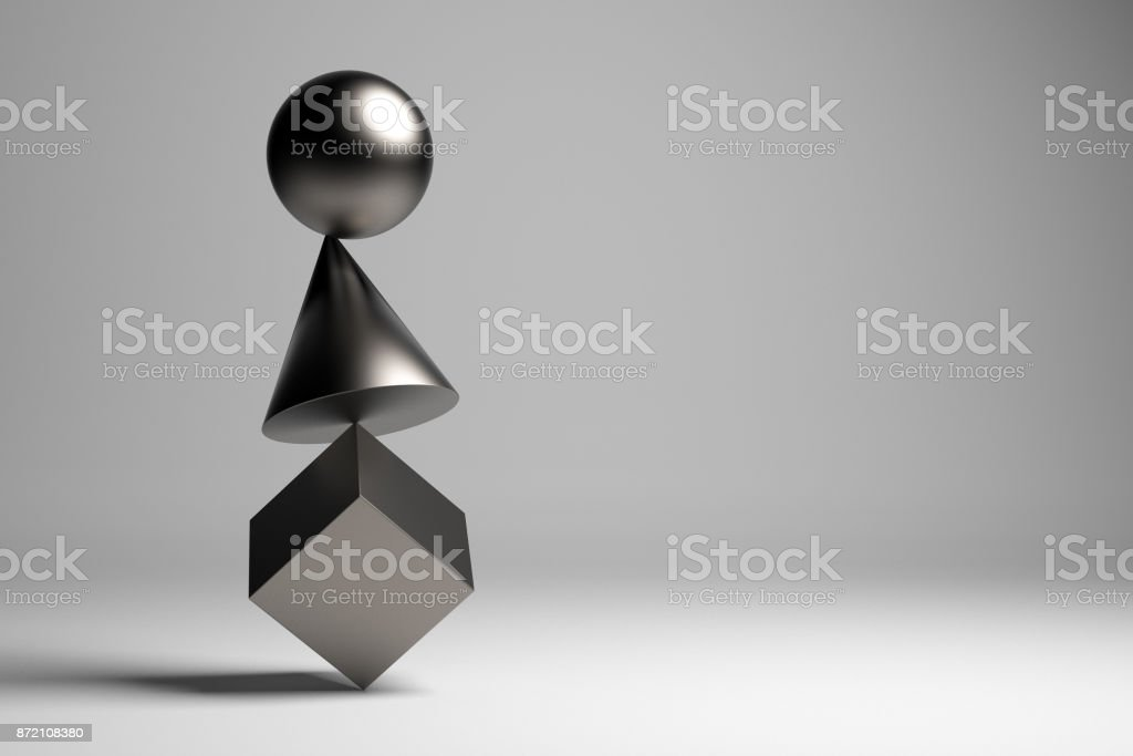 Equilibrium stock photo