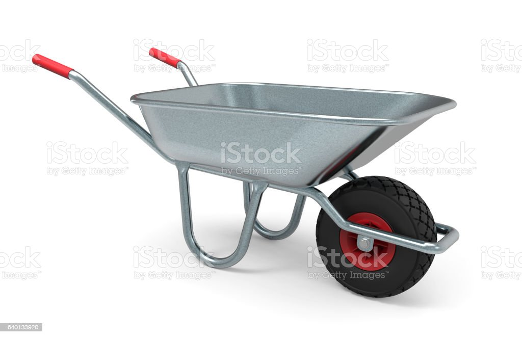 Equipment for building worker stock photo