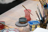 Equipment for paint Ceramic