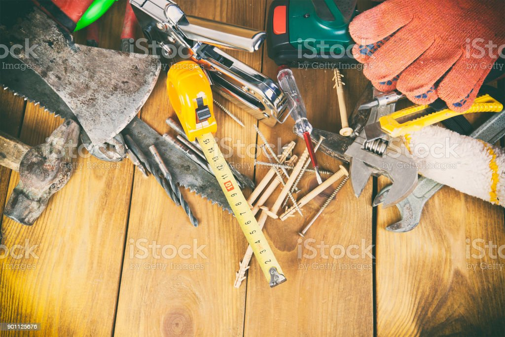 Equipment stock photo