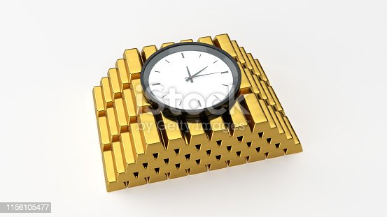 Currency, Investment, Time, clock
