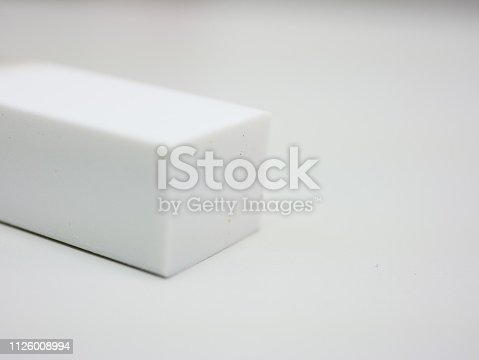 171245616 istock photo Eraser 1126008994