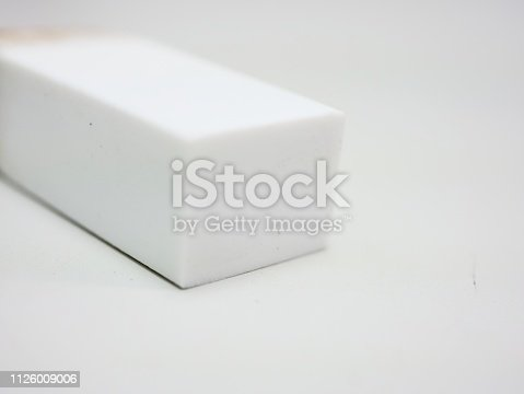 171245616 istock photo Eraser 1126009006