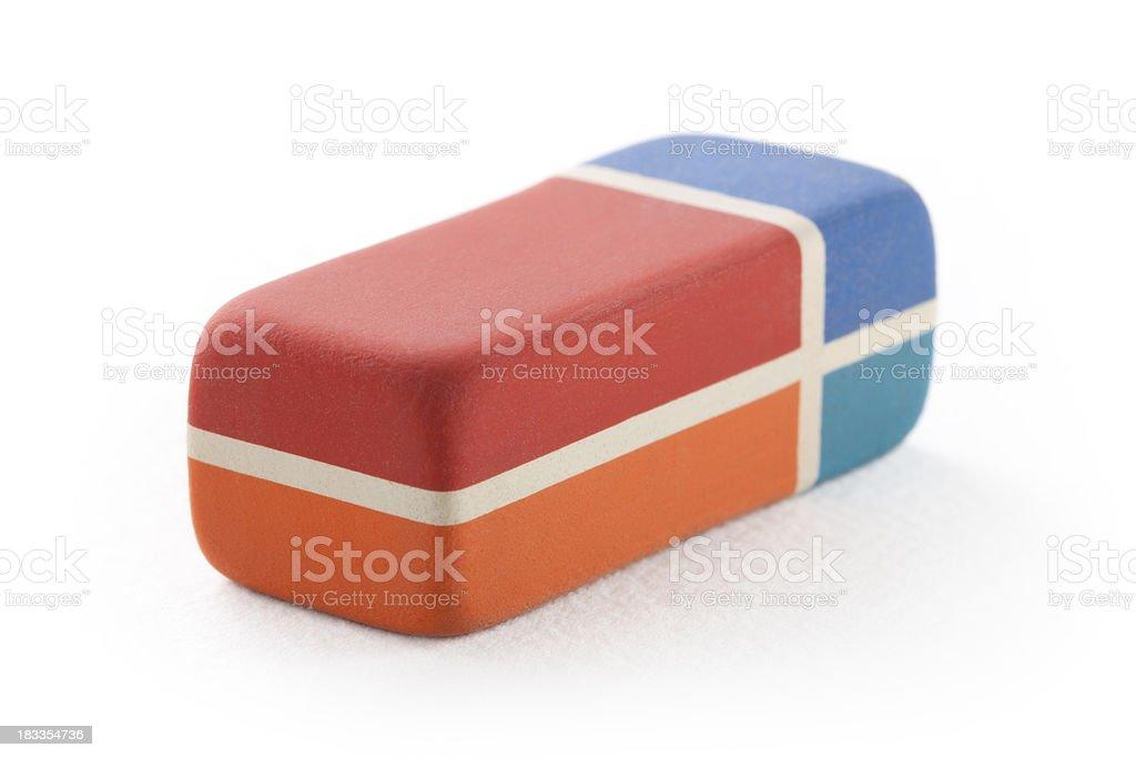 Eraser. royalty-free stock photo