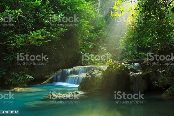 Photo of Erawan waterfall
