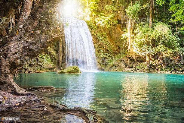 Photo of Erawan Waterfall - Thailand